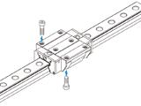 SRN直线导轨,THK直线导轨,日本THK直线导轨,THK导轨滑块,日本THK代理销售
