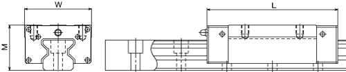 SRG-LV直线导轨,THK直线导轨,日本THK导轨代理,THK线性导轨,日本THK代理http://www.tjcsl.cn