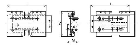 LSC型直线滚动单元
