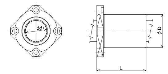LMK直线轴承