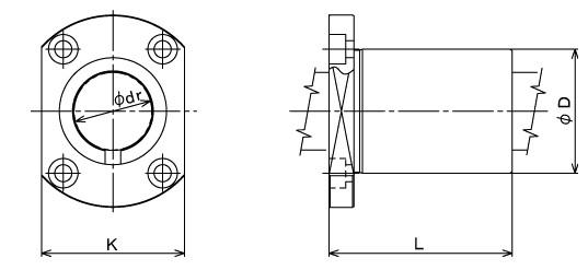 LMH直线轴承