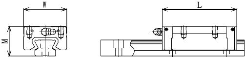 SSR-XW直线导轨-THK直线导轨