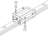 SHS-C直线导轨-THK直线导轨