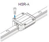 HSR-A直线导轨
