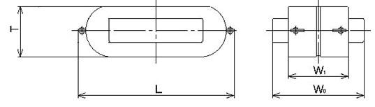 LRA型滚柱滚动块