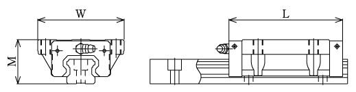 SHS-LC直线导轨