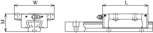 SSR-XTB直线导轨-THK直线导轨